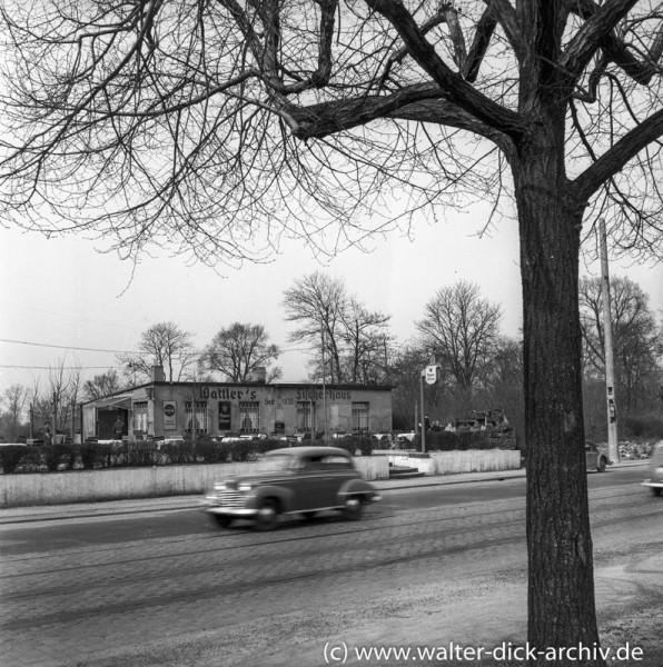 Wattlers Fischerhaus 1953