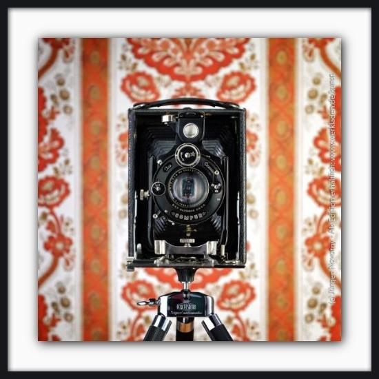 Cameraselfie Ica Compur