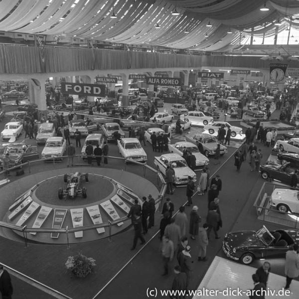 Genfer Autosalon 1964