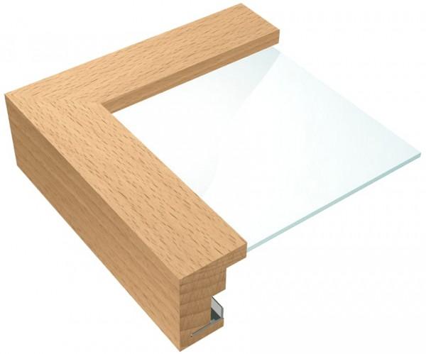 Roggenkamp Profil 23 Holz-Bilderrahmen Standardformate