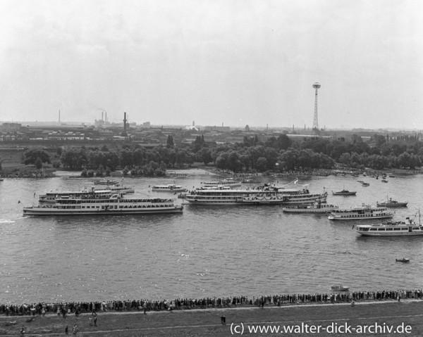 Mülheimer Gottestracht 1958